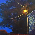 Street Light Nocturne by Jim Morgan
