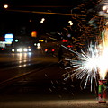 Street Lights by Nicholas Miller