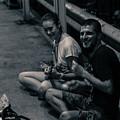 Street Make Music  by Krit