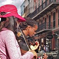 Street Musicians by William Morgan
