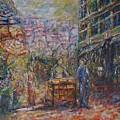 Street Peddler - Kl Chinatown by Wendy  Chua