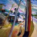 Street Pole by Bob Dornberg