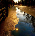 Street Reflections by Anthony Robinson