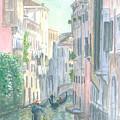 Street Scene by Dan Bozich