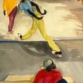 Street Scene by Daun Soden-Greene