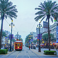 Street Scene, New Orleans by Art Spectrum