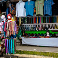 Street Shops At Ataco by Totto Ponce