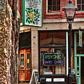 Street Signs Portland Maine by Tom Prendergast