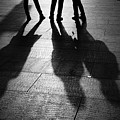 Street Silhouettes by Lee Webb