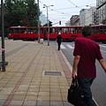 Streets Of Belgrade by Piotr Kuzniar