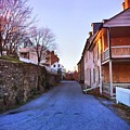 Streets Of Harpers Ferry by Chris Montcalmo