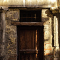 Streets Of Italy - An Ancient Door by Andrea Mazzocchetti