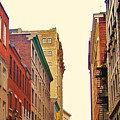 Streets Of Montreal by Reb Frost