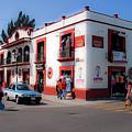Streets Of Oaxaca Mexico 3 by Lee Santa
