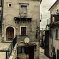 Streets Of Pretoro - A Journey In Italy  by Andrea Mazzocchetti