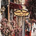 Streets Of San Fran by Mary Lou Chmura