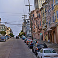 Streets Of San Francisco -2 by Tommy Anderson
