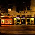 Streets Of San Jose, Ca Midnight by Chuck Kuhn
