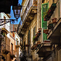 Streets Of Siracusa by Doug Sturgess