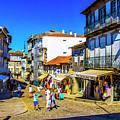Streets Of Valenca by Roberta Bragan