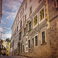 Streets Of Vienna Austria  by Carol Japp