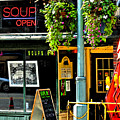 Streetscape 1 Soup by Gary Everson