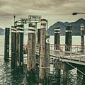 Stresa Dock by James Billings