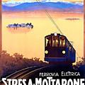Stresa - Mottarone, Cable Car, Italy by Long Shot