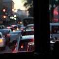 Stret Car Traffic by James Foshee