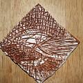 Strike - Tile by Gloria Ssali
