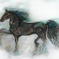 Striking Stallion by Leslie Allen