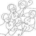 String Quartet by Emanuel Vardi