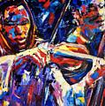 Strings Of Jazz by Debra Hurd