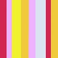 Striped Color In Pastels by Eloise Schneider Mote