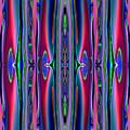 Stripes   3 by Alfred Kazaniwskyj