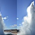 Strokkur Geyser Erupting by Matt Swinden