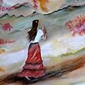 Strollin Senorita by Lynne Messeck