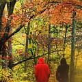 Strolling Along by Lori Mahaffey