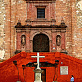 Strolling The Cathedral Plaza by Mexicolors Art Photography