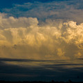 Strong Nebraska Thunderstorm Cells 005 by NebraskaSC