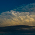 Strong Nebraska Thunderstorm Cells 023 by NebraskaSC