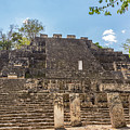 Structure Two In Calakmul by Jess Kraft