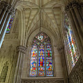 Structures Of St. Patrick Cathedral 3 by Jonathan Nguyen