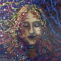 Struggle Of Blue by Jeni Reynolds