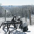 Stuck In The Snow by Martie DAndrea