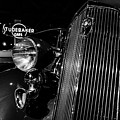 Studebaker Chrome by Steven Heim