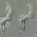 Studies Of The Nude by Sir Edward John Poynter