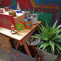 Studio Still 3 by Charles Stuart