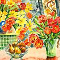 Studio Still Life by Alexandra Maria Ethlyn Cheshire