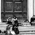 Study Break In Rome by John Rizzuto